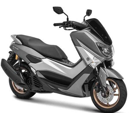 Harga New Yamaha NMAX 155 Terbaru 2018