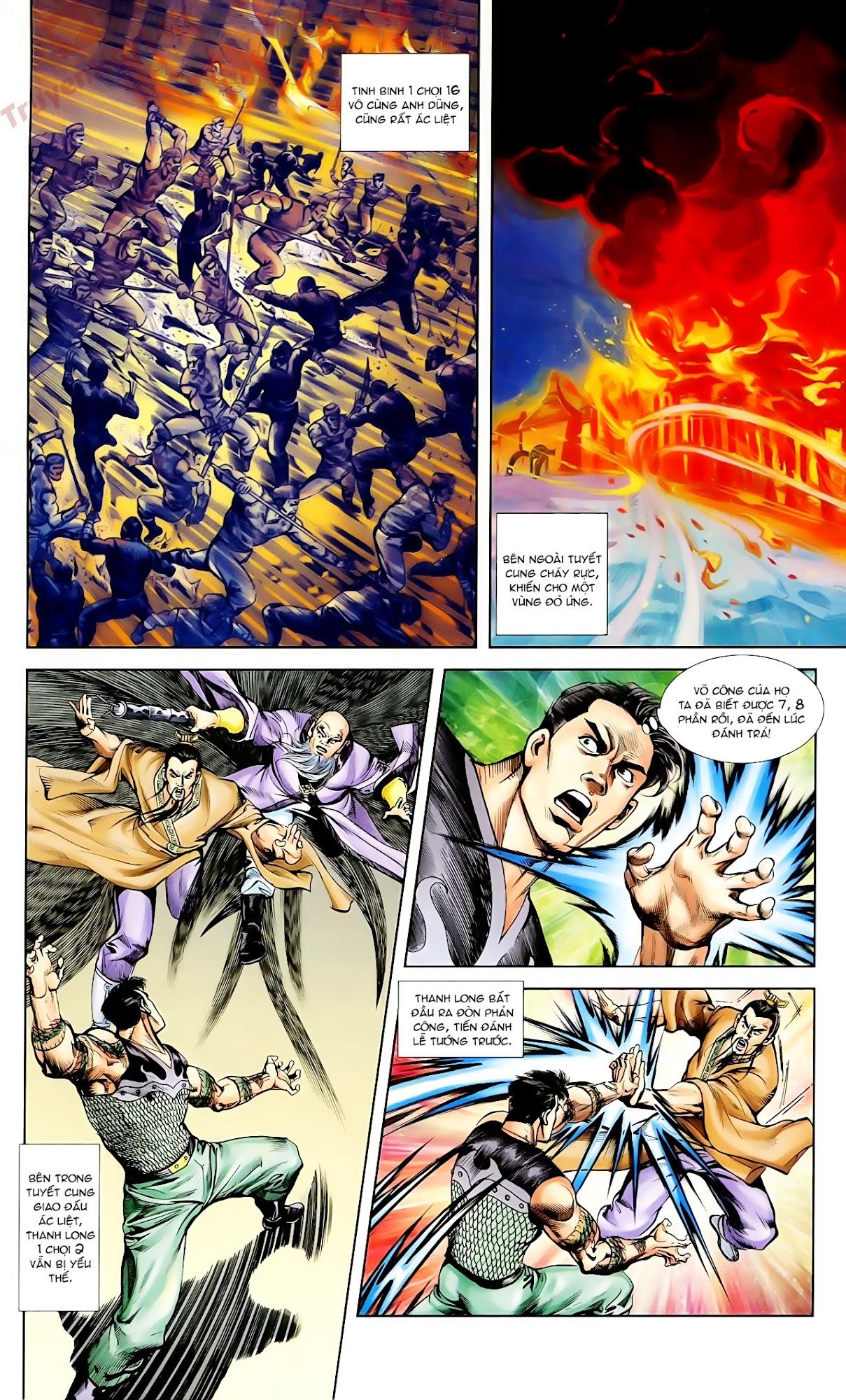 Cơ Phát Khai Chu Bản chapter 61 trang 21