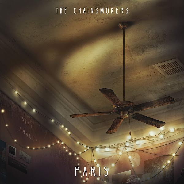 The Chainsmokers - Paris - Single Cover
