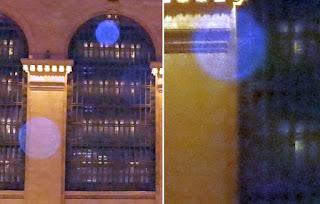 transparent orbs