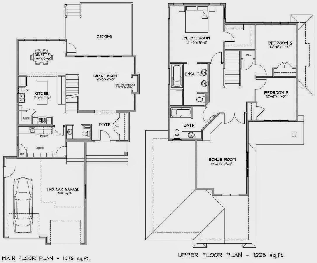 Image Result For Desain Rumah Modern Lantai Dua