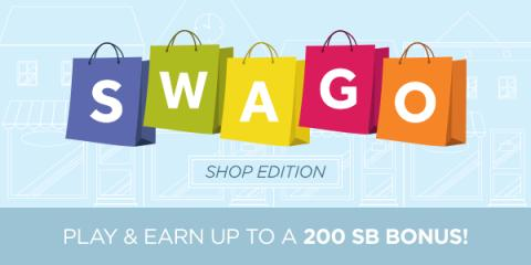 Image: Swagbucks, a website that rewards you with points (called SB) for completing everyday online activities