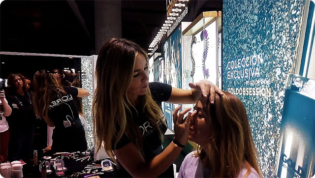 Novedades maquillaje L'Oréal Fashion Week Madrid
