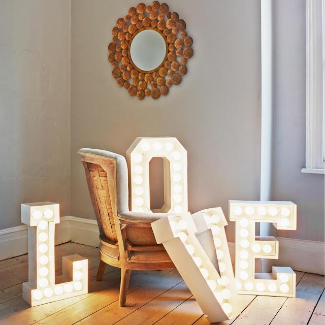 Cosas Bonitas: Letras Love-12