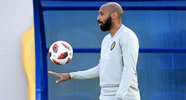 Thierry Henry In 'Wrong Camp' For World Cup Semi – France