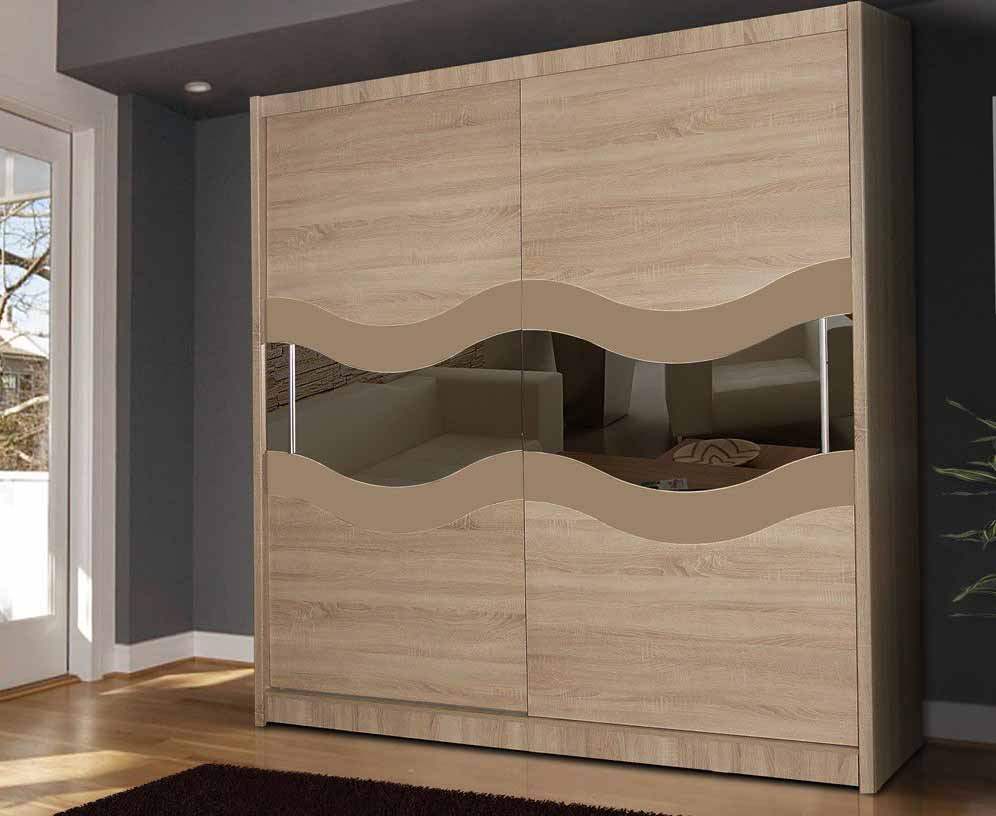 Latest 50 Modern Bedroom Cupboards Designs Wooden