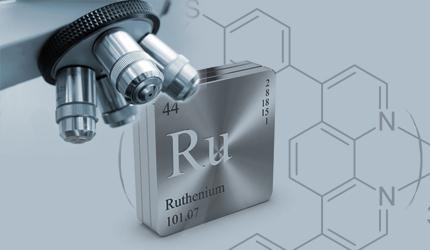 Complexos de rutênio: eficazes no combate ao câncer