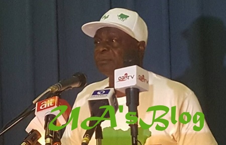 BREAKING: Finally, Obasanjo's Coalition for Nigeria Launched In Abuja ...See Photos And Politicians On Attendance