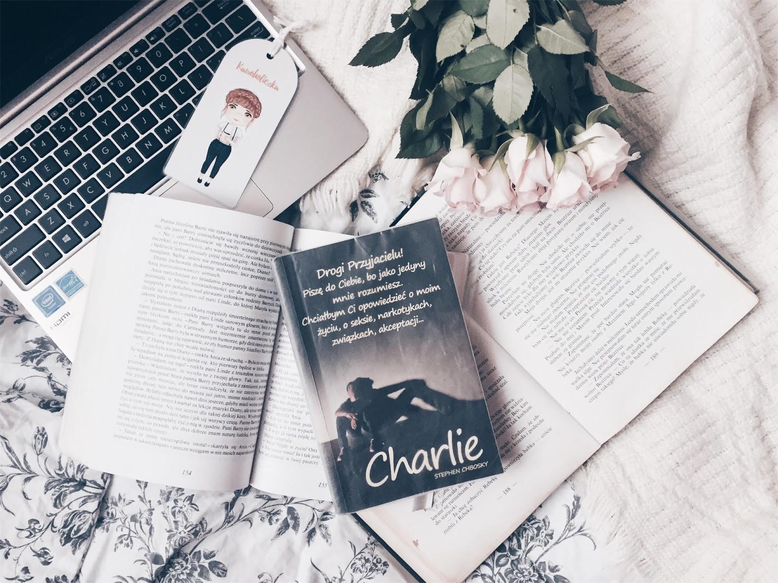 Charlie, Stephen Chbosky