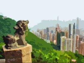 香港(素材)