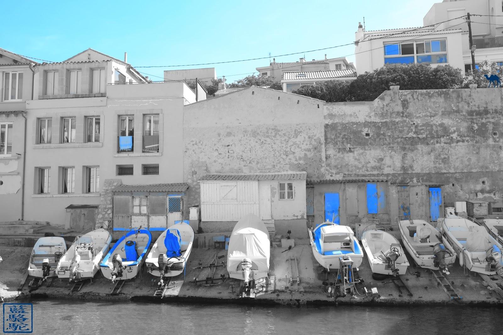 Le Chameau Bleu - Port de MALMOUSQUE