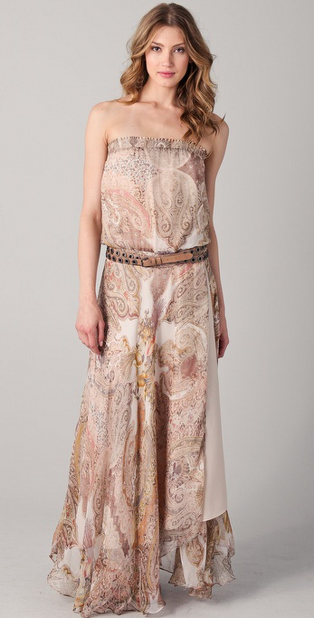 Wedding Dresses: Bohemian Style Dresses 2013