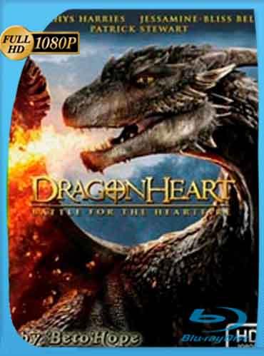 Corazón de dragón: La batalla por el fuego del corazón (2017) HD [1080p] Latino [GoogleDrive] SilvestreHD