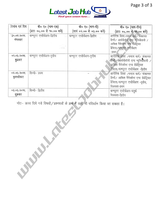 RMLAU BA EXAM SCHEME 2019 PAGE 1 OF 3, RMLAU Examination Scheme 2019, Exam time table 2019, rmlau exam sceme, jawahar lal nehru exam scheme, jnmpgbbk 2019, exam time table, 2019 exam scheme, Harakh pg college time table, ganga college time table 2019 barabanki, patel mahila college exam scheme 2019, sant kavi baijnath exam time table, rml online exam time table, RMLAU Exam scheme 2019, rmlau exam time table 2018, ba exam scheme 2019 RMLAU, bsc exam sheme, bcom exam sheme 2019, BACHElor of arts exam scheme 2019