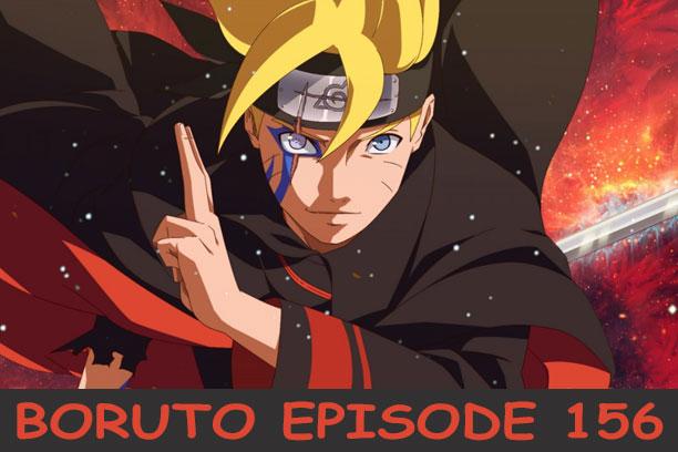 Boruto Episode 156