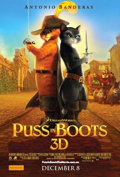 Puss in Boots พุซ อิน บู๊ทส์ [HD][พากย์ไทย]