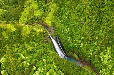 passeios de helicóptero no Havaí