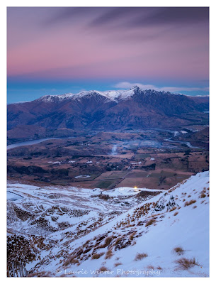 Queenstown, Instameet, Olympus, Winter Festival, Coronet Peak, Sunset