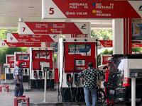 Penetapan 1 Harga BBM Di Indonesia Oleh Presiden Jokowi