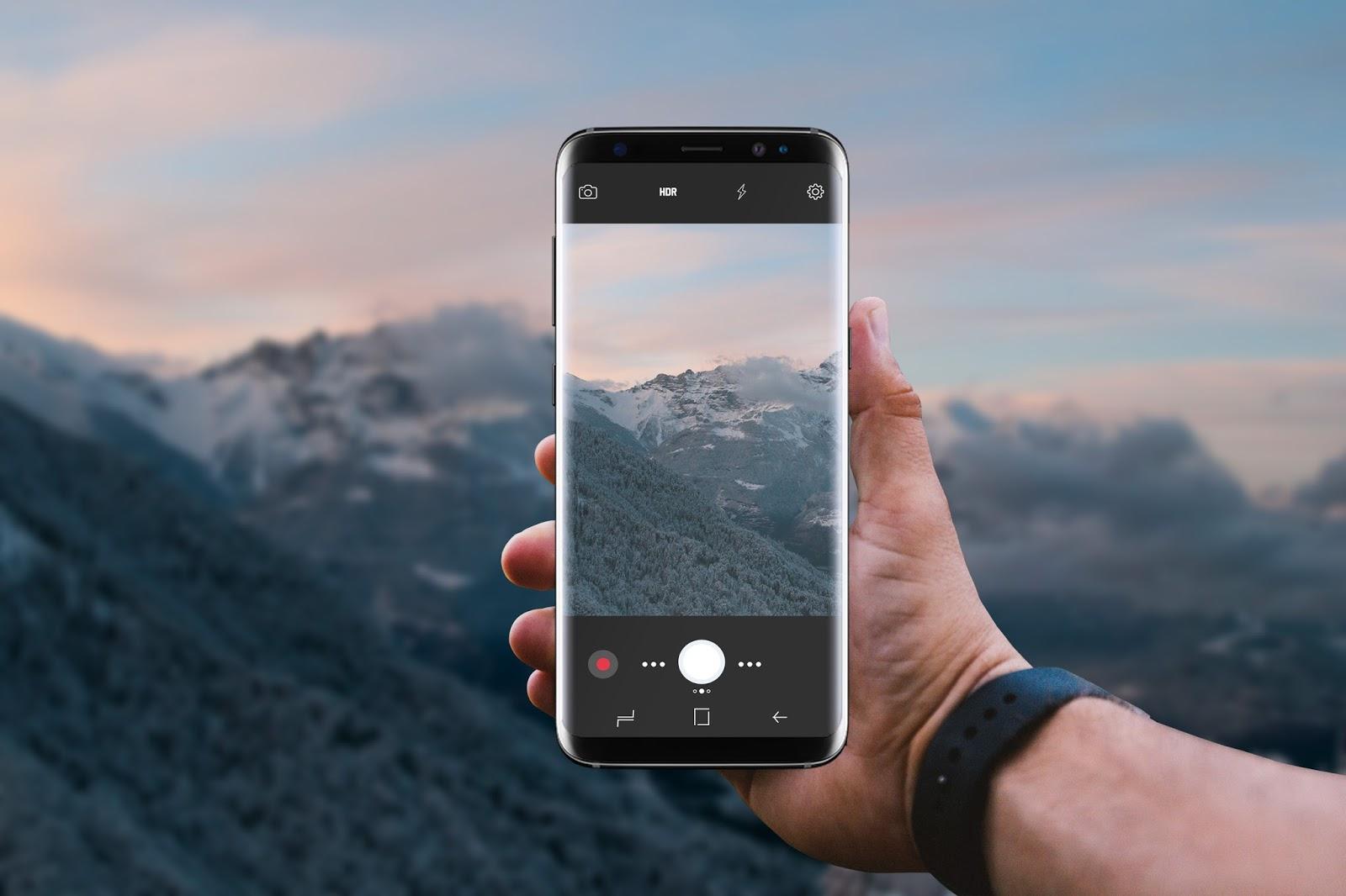 Iphone S  Camera