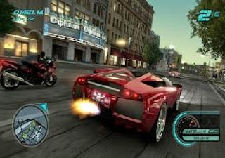تحميل لعبة سباق السيارات Midnight Racing - تحميل العاب مجانا