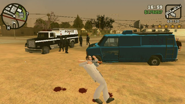Download Advance Police Mod Gta San Andreas Android Download 3