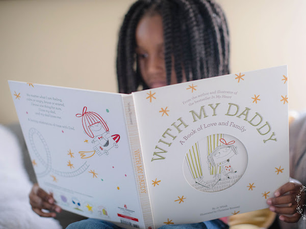 With My Daddy by Jo Witek