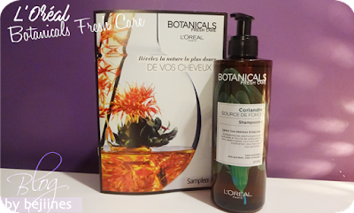 BotanicalsFresh de l'Oreal coriandre