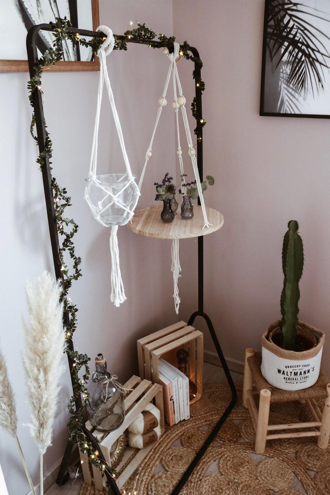 Deco Avec Une Echelle En Bois update - dÉco de la chambre style boho - pauline dress