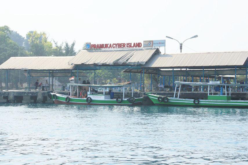 Wisata Pulau Pramuka di Kepulauan Seribu Jakarta