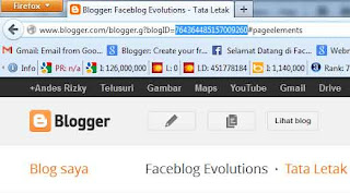Follower di Menu Blog