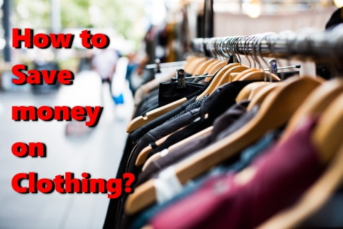 How so save money on clothes?