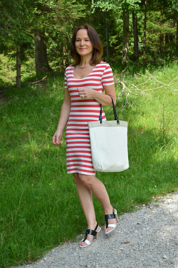 Still In Love With Stripes After 22 Years Lady Of Style