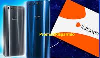 Logo Concorso gratuito ''Capture the Summer'': vinci smartphone Honor9, buoni Zalando e vuocher viaggio
