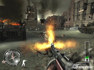 Call of Duty: Finest Hour (PS2) 2004