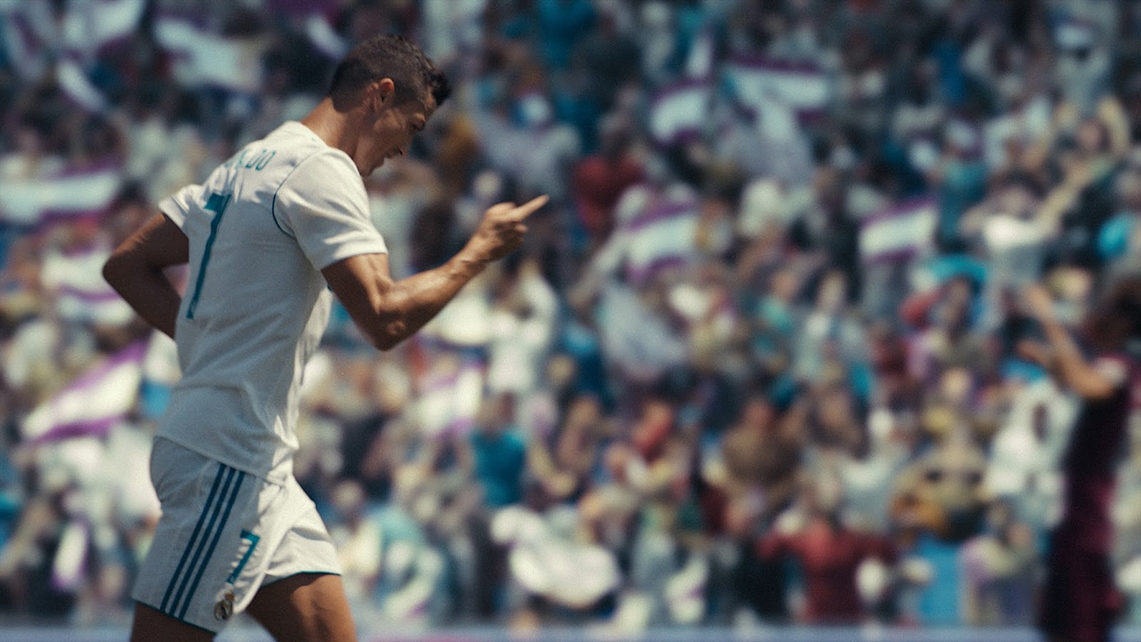 Ea Sports Creates Tornado Move With Cristiano Ronaldo To Show Why Fifa 18 Is More