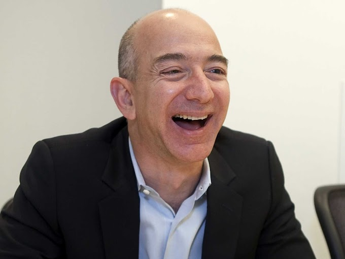 Amazon's Founder And CEO Jeff Bezos Was World's Richest Man Only For A Few Hours