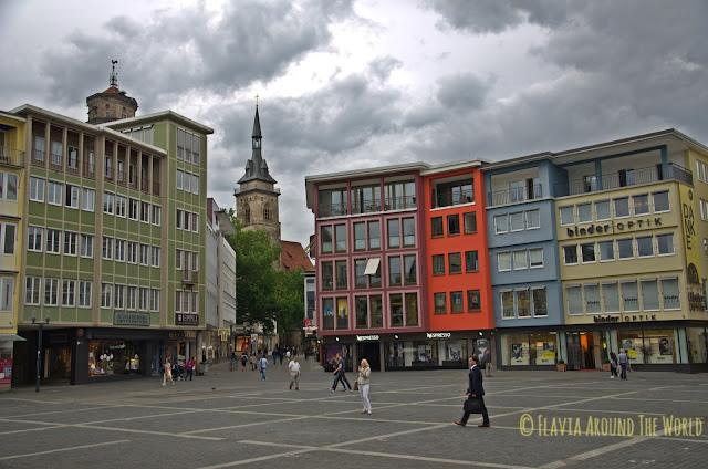Marktplatz de Stuttgart