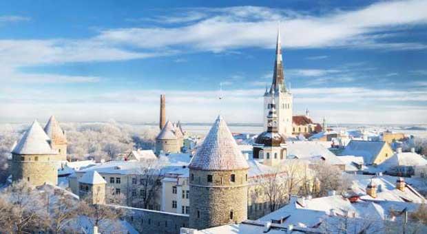Liburan Musim Dingin di Eropa
