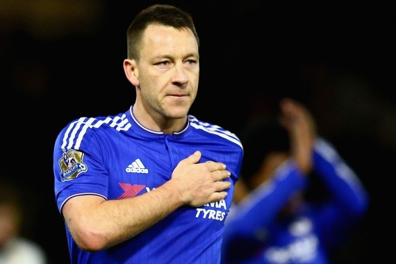 John Terry set for another season at Chelsea.