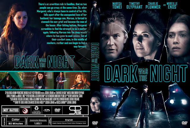 Dark Was The Night DVD Cover
