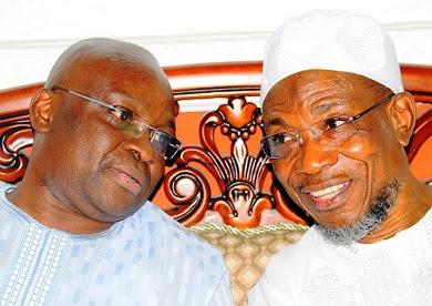 Fayose and Rauf aregbesola