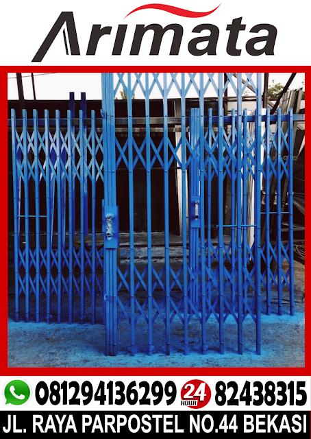 gambar folding gate tangerang.