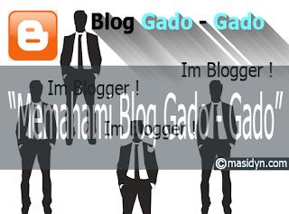 Memahami Blog Gado - gado dan Blog Berniche