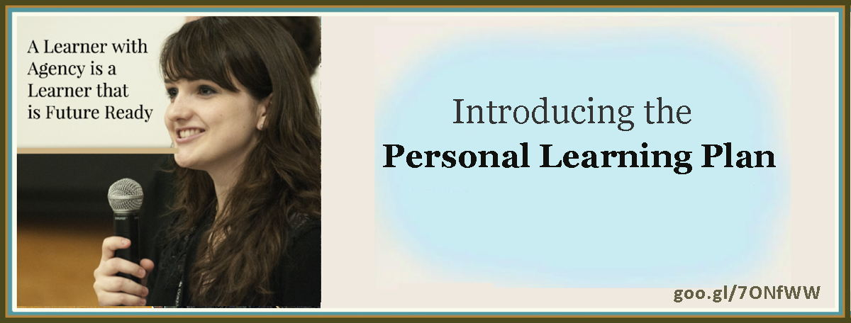 Personalize Learning: The Personal Learning Plan: Goal Setting to Be ...