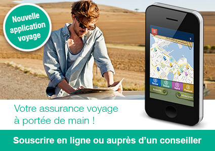 Campagne Axa Assurance Voyage