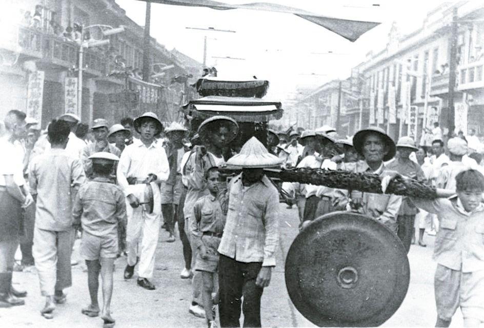 雲林北港- 金聲順開路鼓鑼鼓隊  清朝延傳至今已有151年歷史 /聯合報