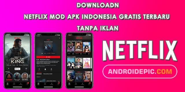 Nonton film gratis tanpa berlangganan dengan netflix mod apk. Netflix versi terbaru untuk android tanpa iklan menggangu, fitur netflix premium 2019 ini bisa kamu download disini.