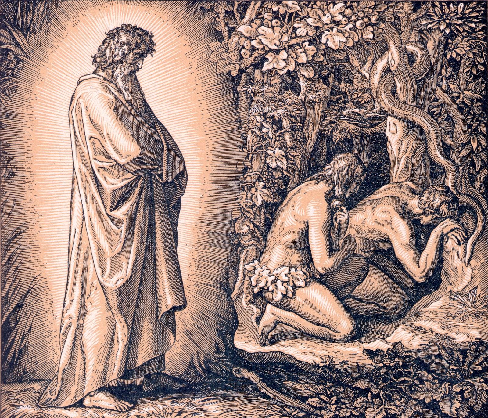Resultado de imagen para comentario a genesis 3, 9-15