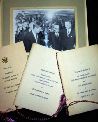 U.S. Presidency and Political Hospitality - 1776-1976